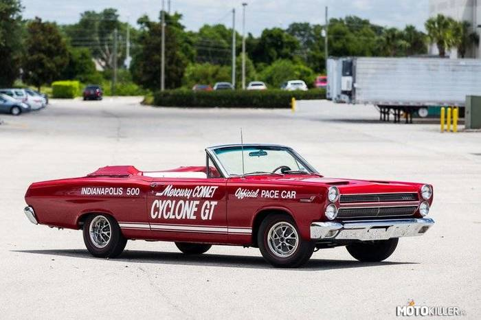 Mercury Cyclone GT –
