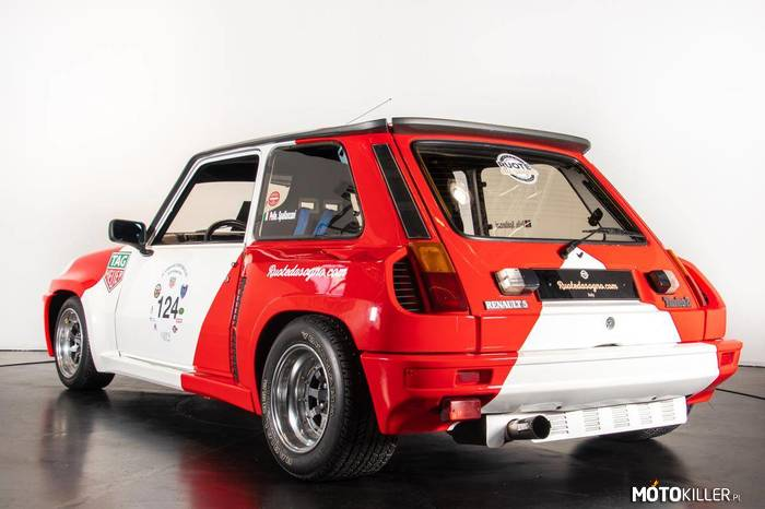 Renault R5 Turbo 2 –