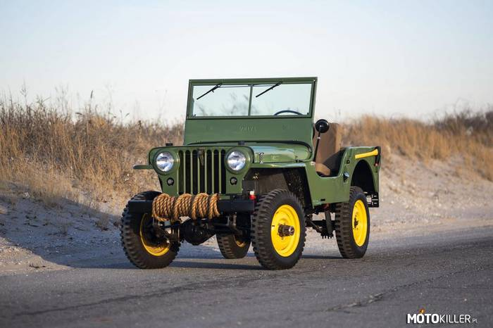 Willys CJ2A –