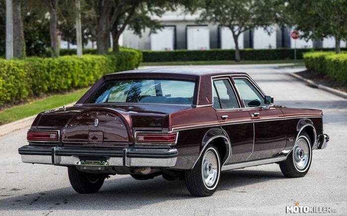 Lincoln Versailles –