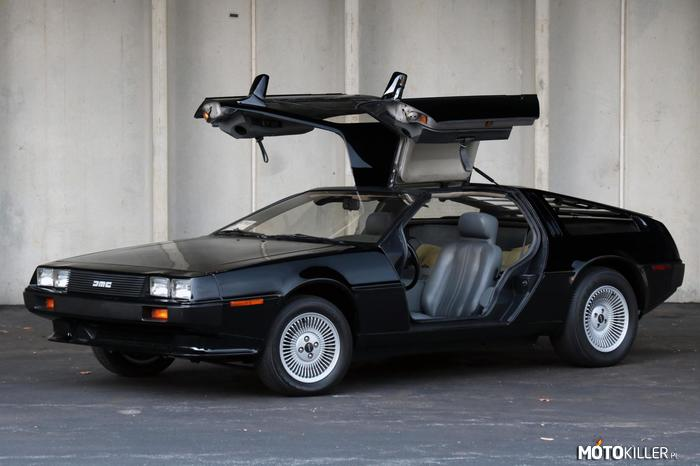 DeLorean DMC-12 1981 –