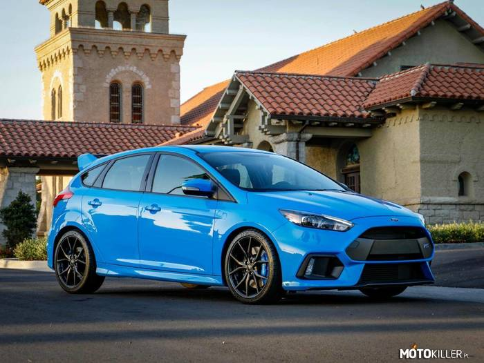 Ford Focus RS –