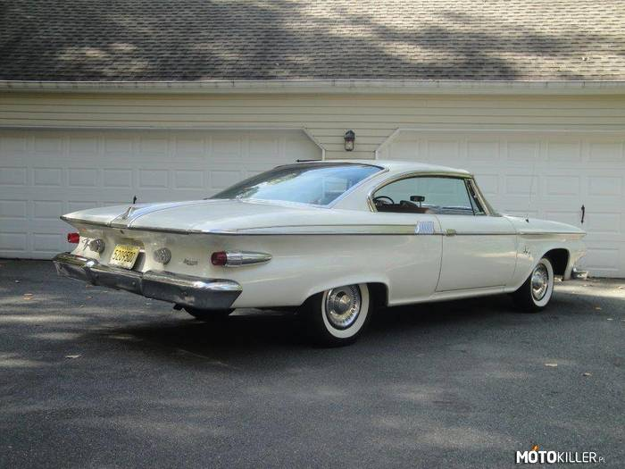 Plymouth Fury –