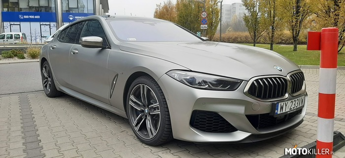 BMW 8 Gran Coupe –