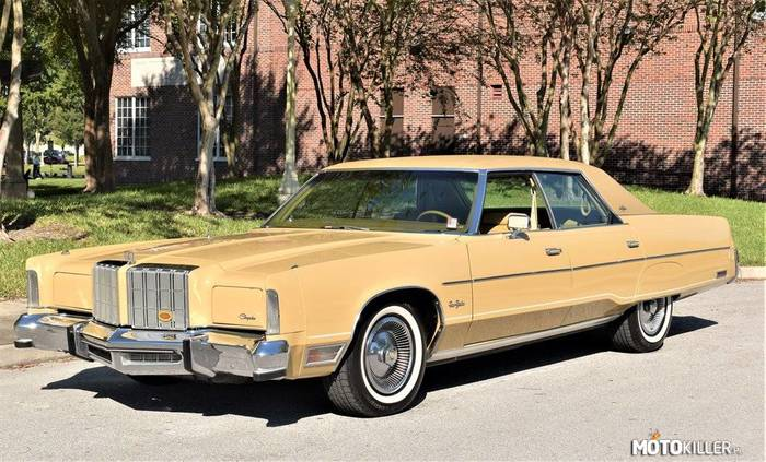 Chrysler New Yorker –