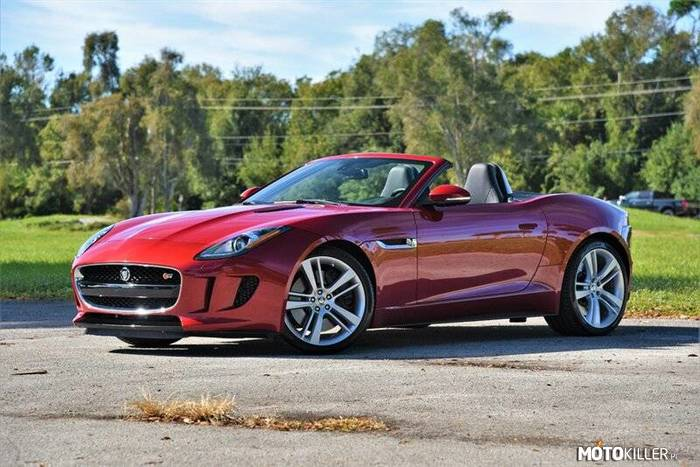 Jaguar F-Type –