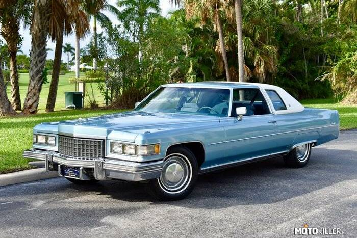 Cadillac Coupe DeVille –