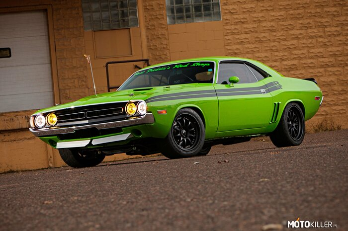 Dodge Challenger RT 1971 –