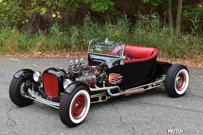 Ford Model T –