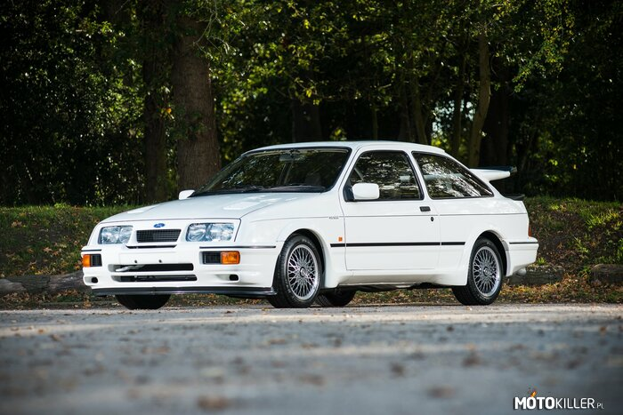 Ford Sierra RS500 Cosworth 1987' – 227KM & 277NM