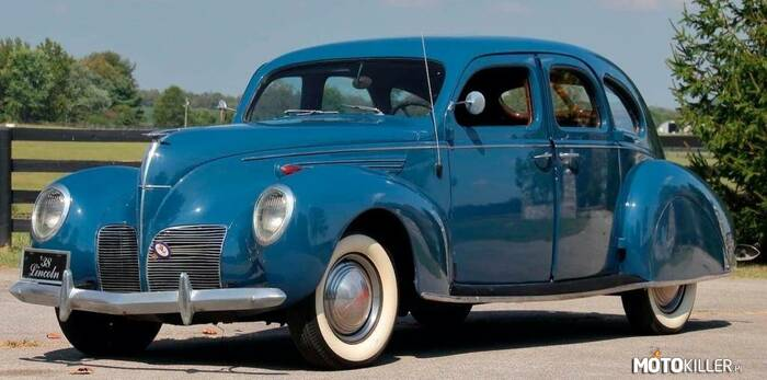 Lincoln Zephyr –