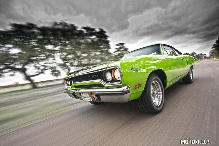 Plymouth Road Runner 1970 –