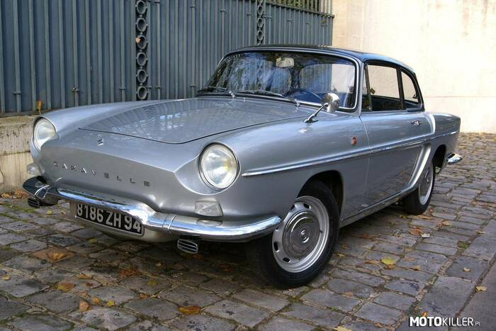 Renault Caravelle –