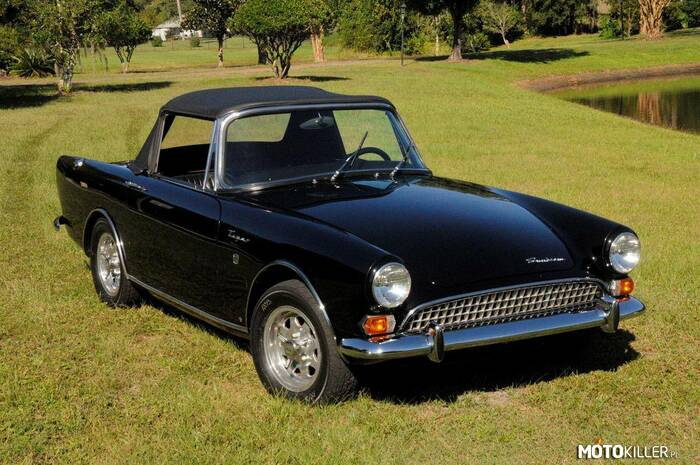 Sunbeam Tiger Mark II –