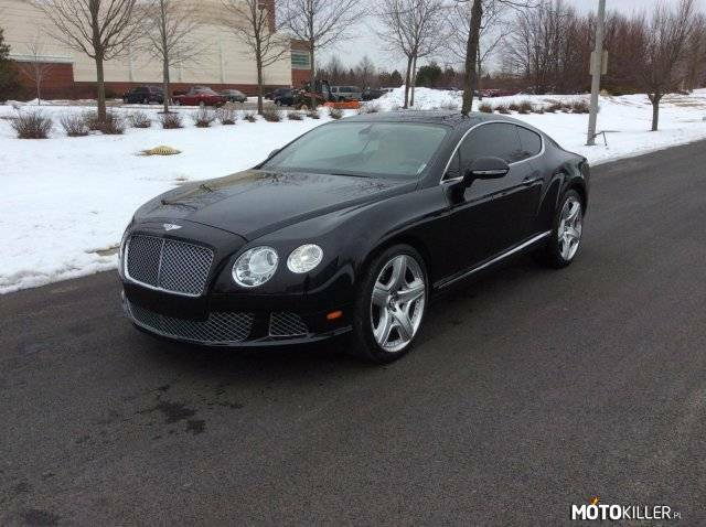 Bentley Continental –