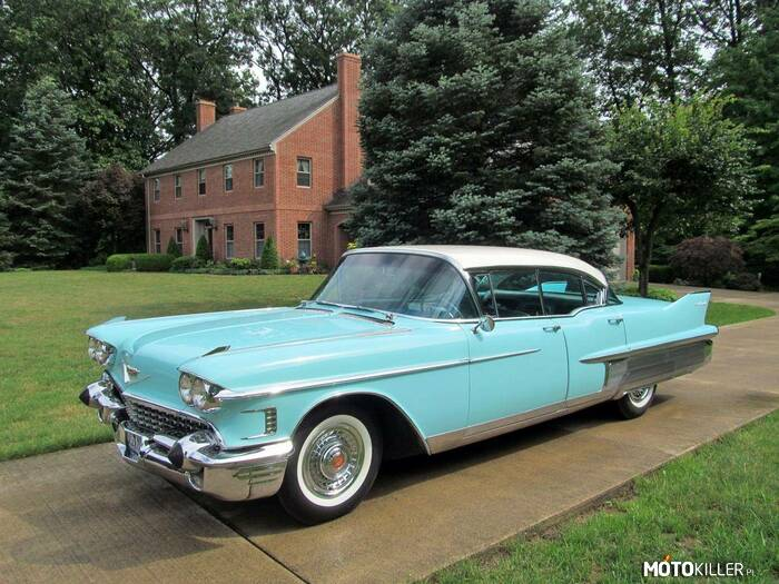 Cadillac Fleetwood Sixty Special –