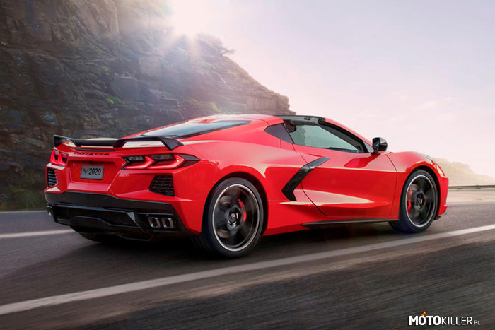 Chevrolet Corvette 3LT –