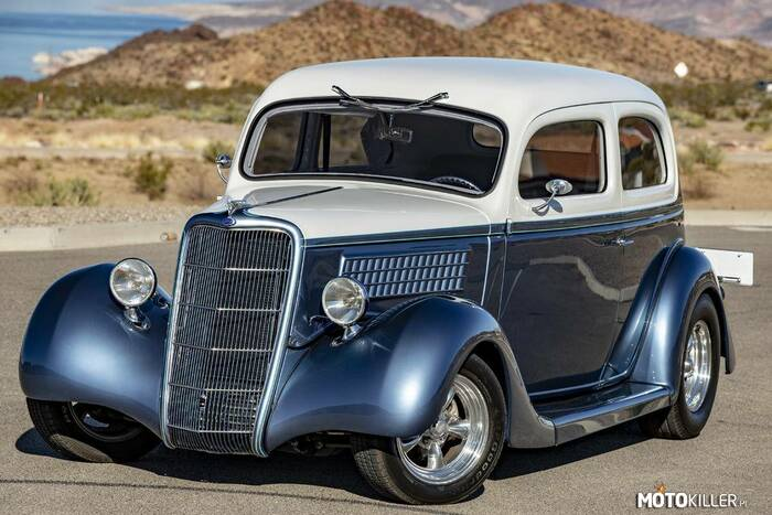 Ford Model 48 –