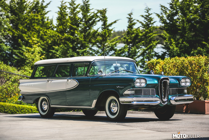 Edsel Villager  1958 –