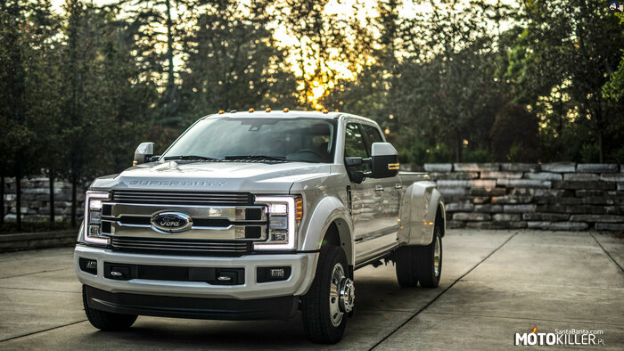 Ford Super Duty –