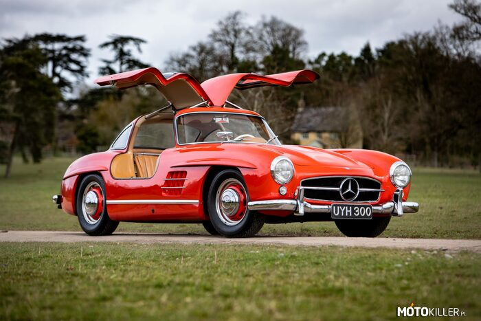 Mercedes-Benz 300SL Gullwing 1954 –