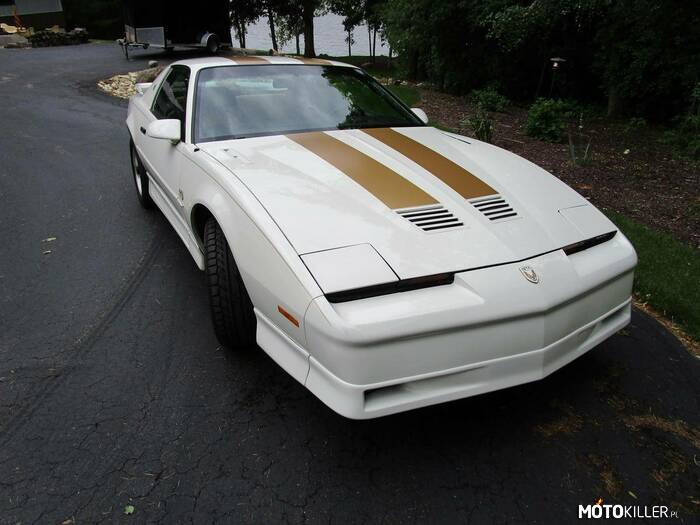 Pontiac Trans Am GTA –