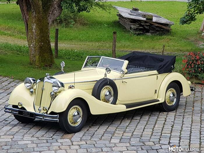 Horch 853 –