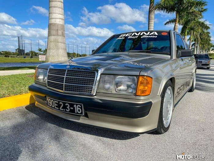 Mercedes-Benz 190E Cosworth 2.3-16 –