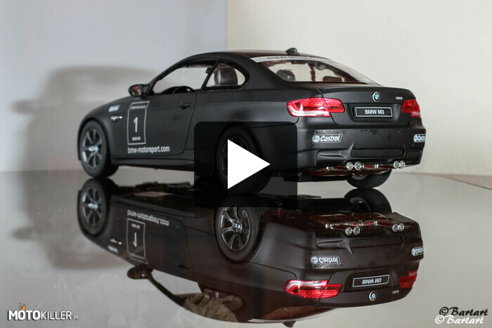 BMW E92 M-Power –