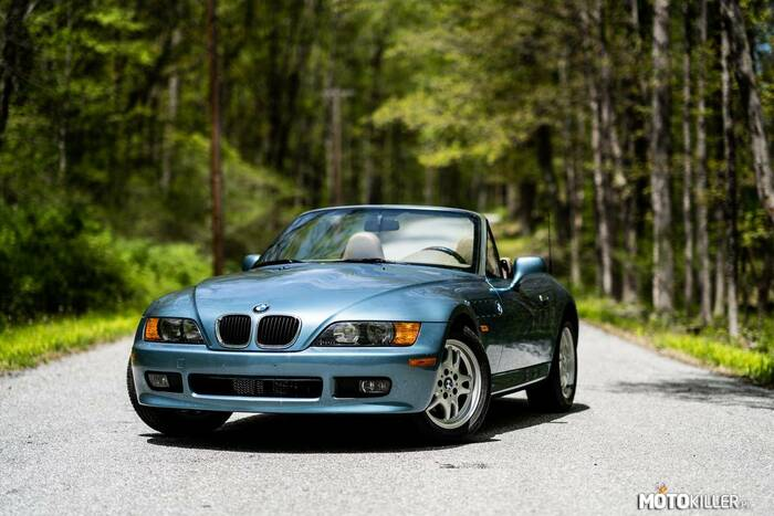 BMW Z3 James Bond Edition –