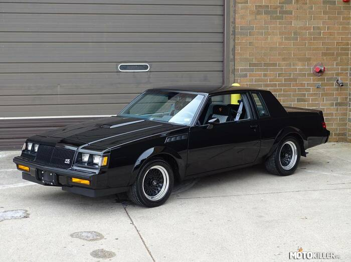 Buick GNX –