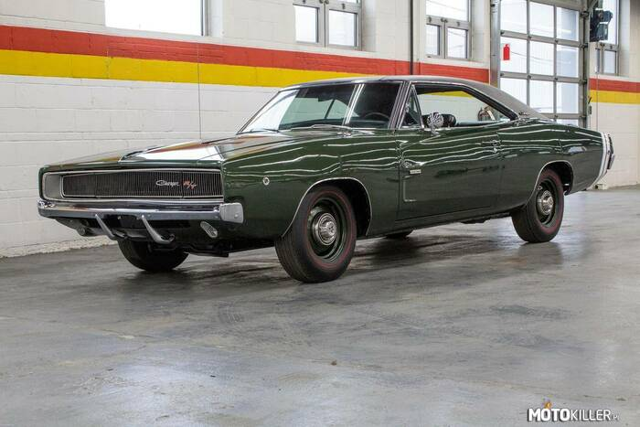 Dodge Charger R/T Hemi –