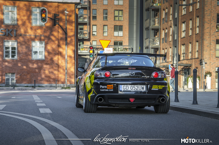 Mazda RX-8 Luckymotion –