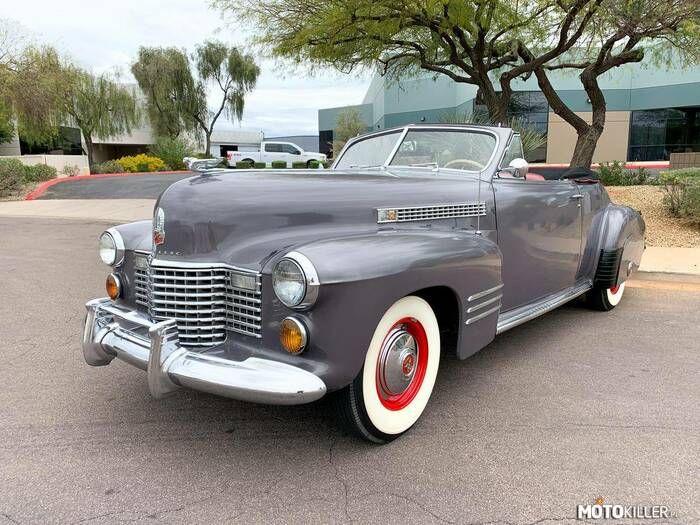 Cadillac 62D Deluxe –