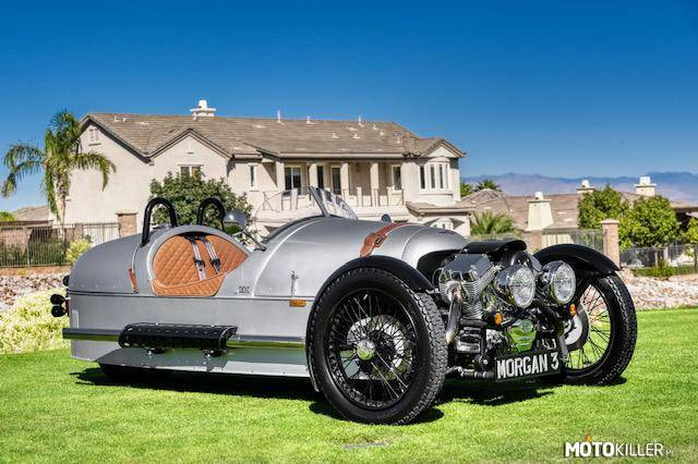 Morgan Three-Wheeler –