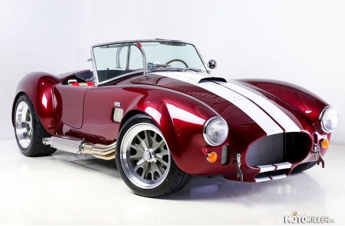 Shelby Cobra RT4 –