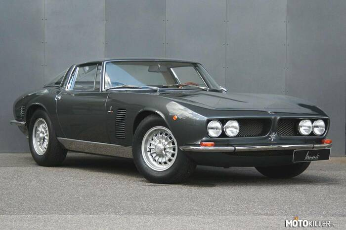 Iso Grifo –
