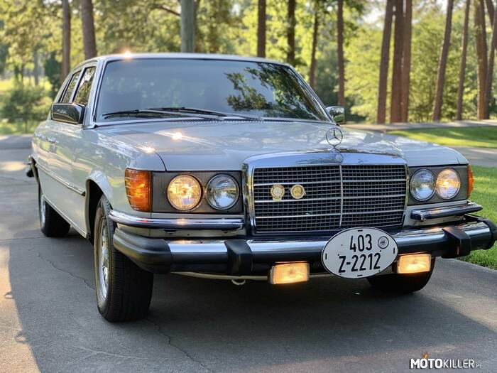 Mercedes-Benz 300SD –