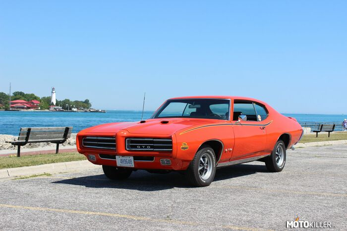 "Pontiac GTO ""The Judge"" –"