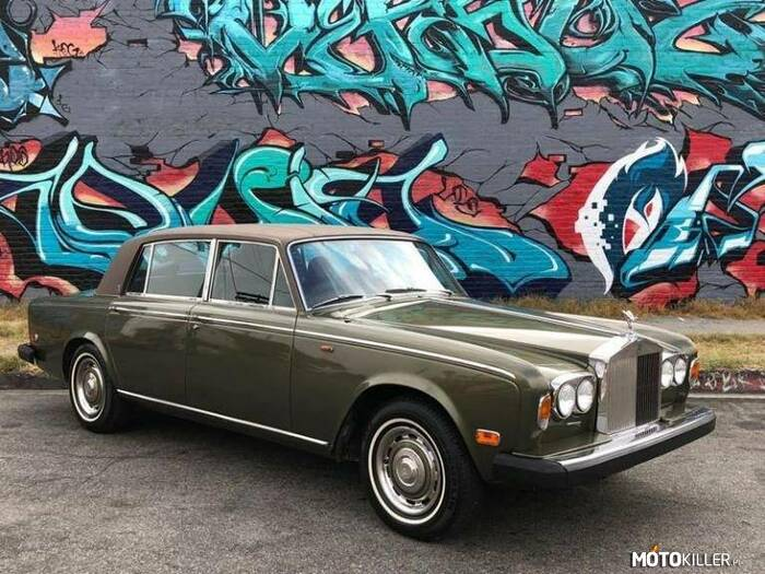 Rolls-Royce Silver Shadow –