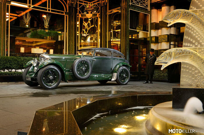 Bentley Speed Six –