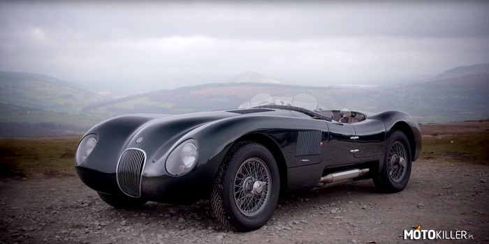 Jaguar C-Type –