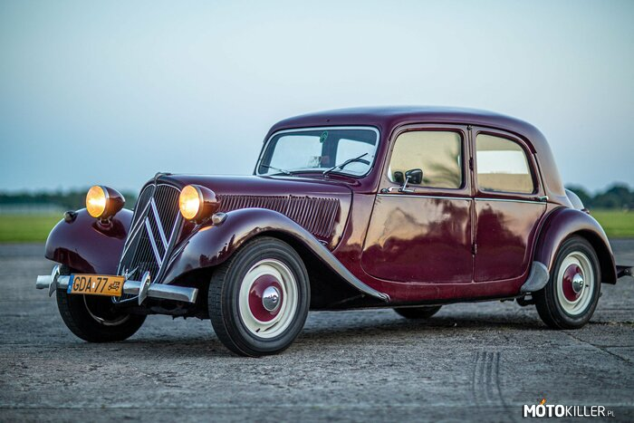 Citroen Traction Avant –
