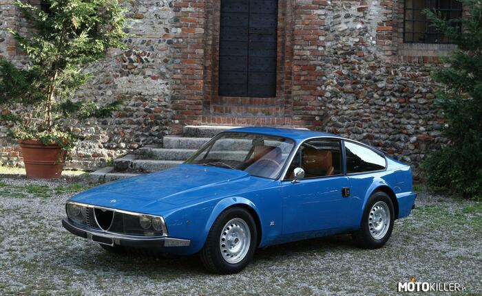 Alfa Romeo Junior Zagato –
