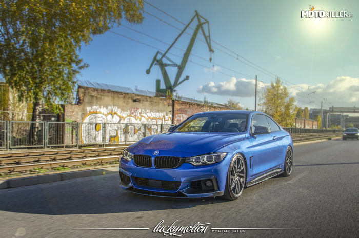 BMW F32 Coupe –