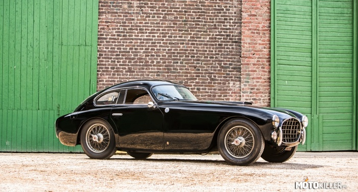 Talbot-Lago T26 Grand Sport Coupe –