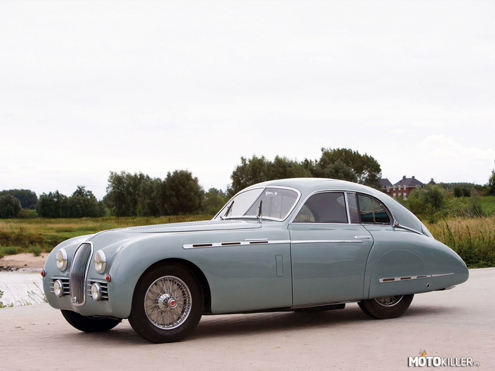 Talbot-Lago T26 GS Coupe –