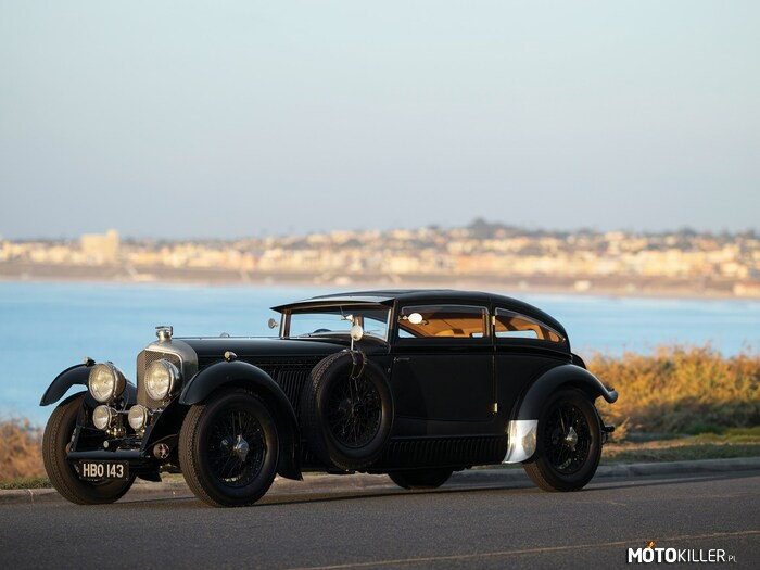 Bentley Blue Train –