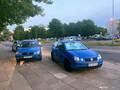 Gdańsk. Dwa auta na tych samych tablicach