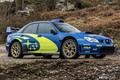 2007 Subaru Impreza WRC